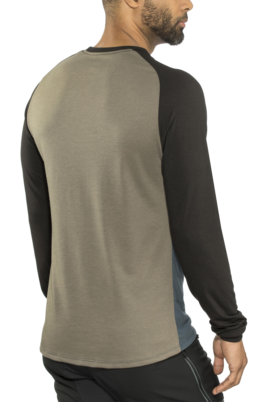 0c0adffafe8fa2 Fox Ranger Dri-Release Fox Maglia jersey a maniche lunghe Uomo, midnight